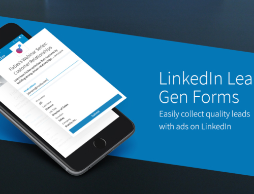 LinkedIn now Lead-ing the Ads forms