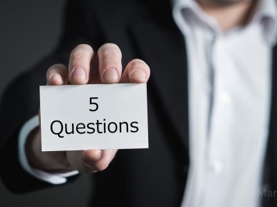 5 Online Marketing Strategy questions you must answer before planning a strategy
