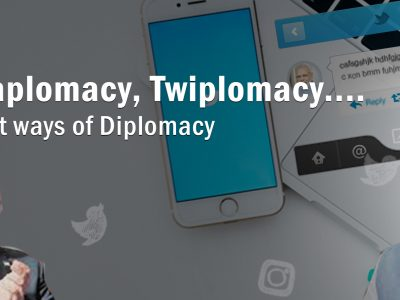 Social Media, Politicians and Diplomacy