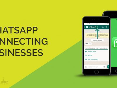 WhatsApp is now in Business!